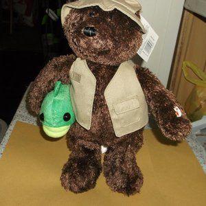 musicial dancing teddy bear